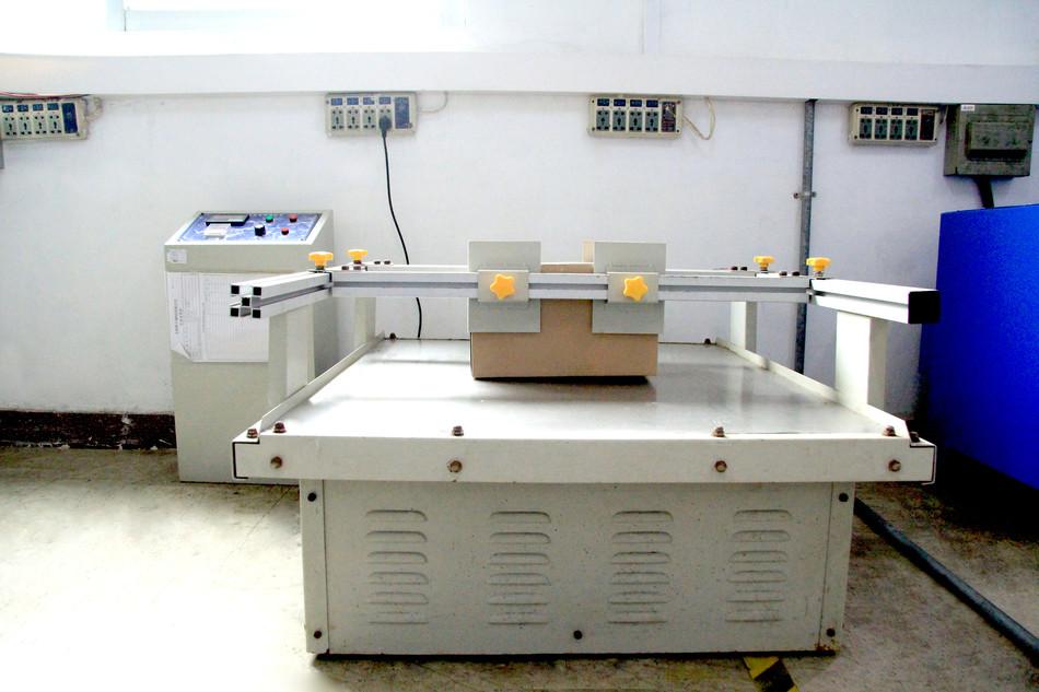 模拟汽车振动试验台