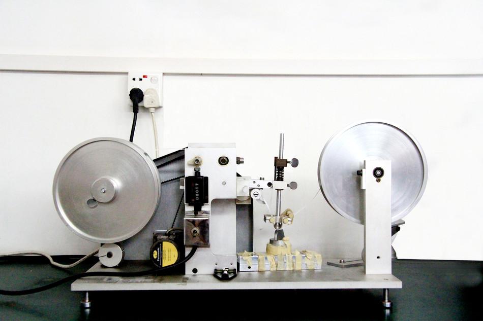 RCA纸带耐磨测试机