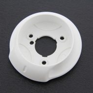 Top sale with high quality cheap push on off knobs 113028+9
